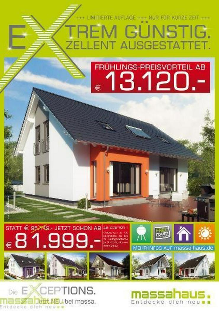 Bild 3: Wir haben Ihr Traumhaus! Bauen Sie jetzt! OHNE versteckte Kosten!
