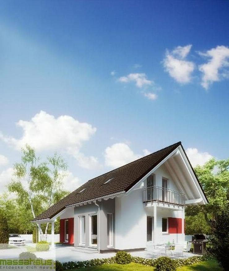 Bild 2: Viel Platz, viel Komfort, viel Ruhe, traumhafter Garten!