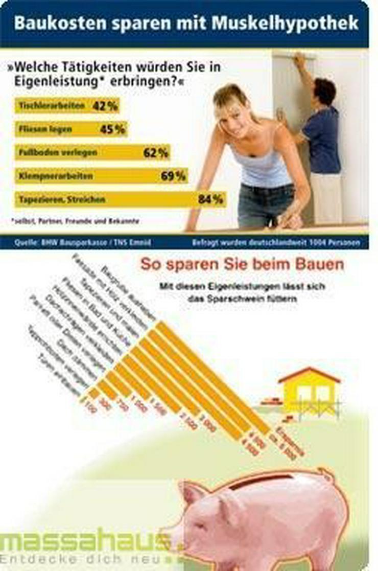 Bild 2: Viel Ausbaupotential für Handwerker: Großes Haus zum kleinen Preis