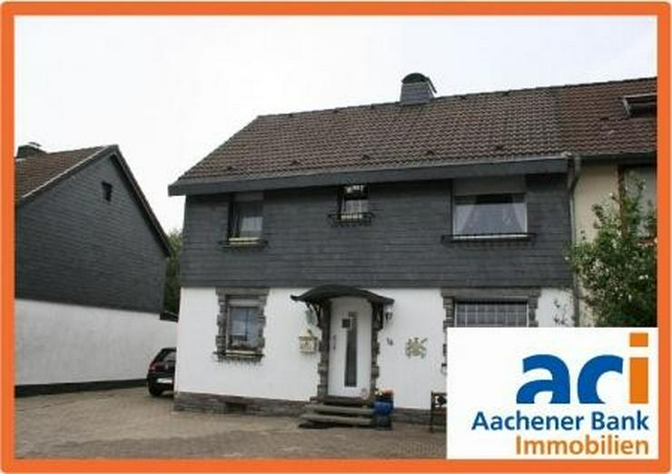 Neuwertige Doppelhaushälfte in Alsdorf in Alsdorf auf