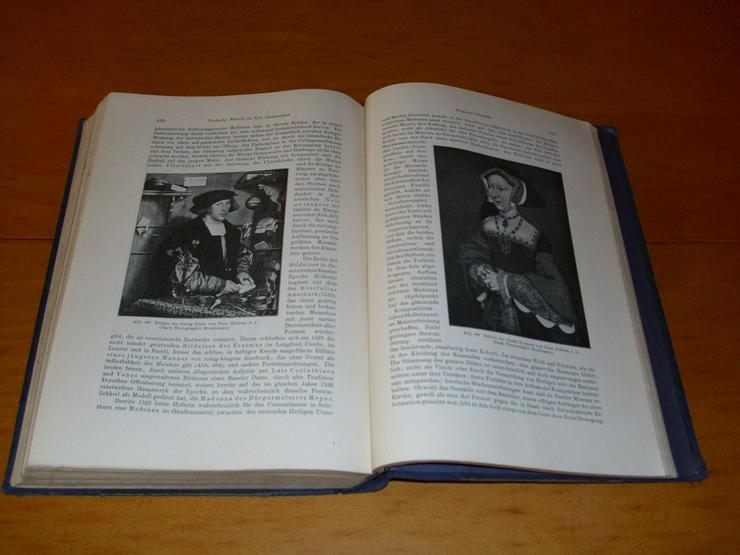 Bild 5: Die Kunst der Renaissance Buch von 1920