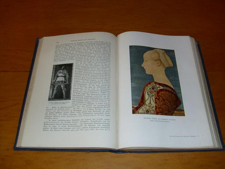 Bild 3: Die Kunst der Renaissance Buch von 1920