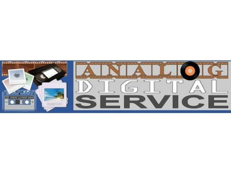 Analoge Kassetten und Filme digitalisieren