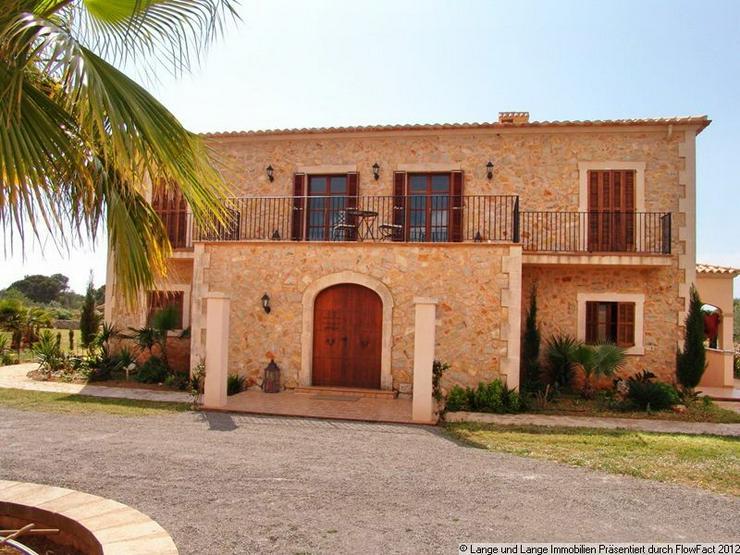 Bild 3: Mallorca - Santanyi - großzügiger Landsitz Finca Santanyi - Spanien Immobilien