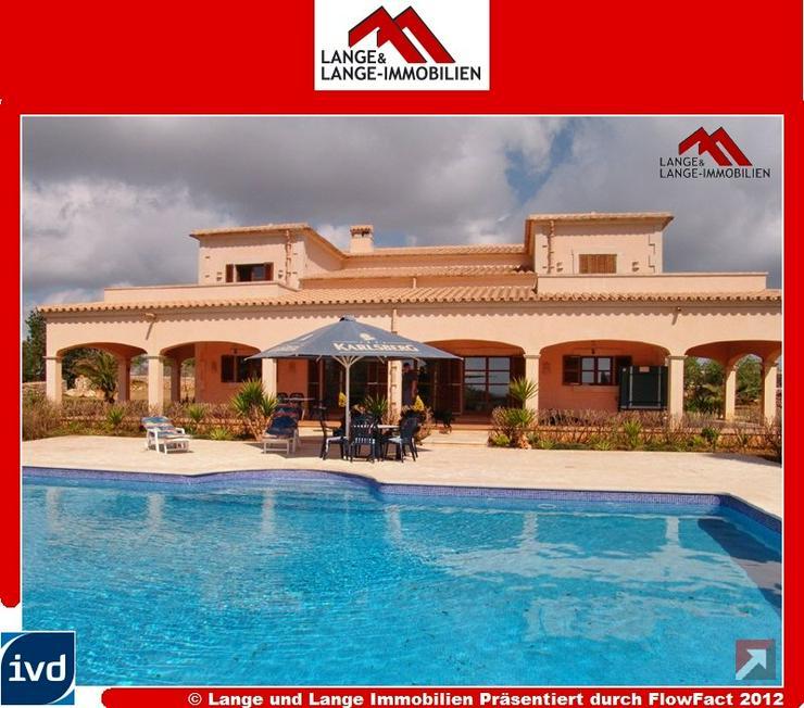 Mallorca - Santanyi - großzügiger Landsitz Finca Santanyi - Spanien Immobilien - Auslandsimmobilien - Bild 1
