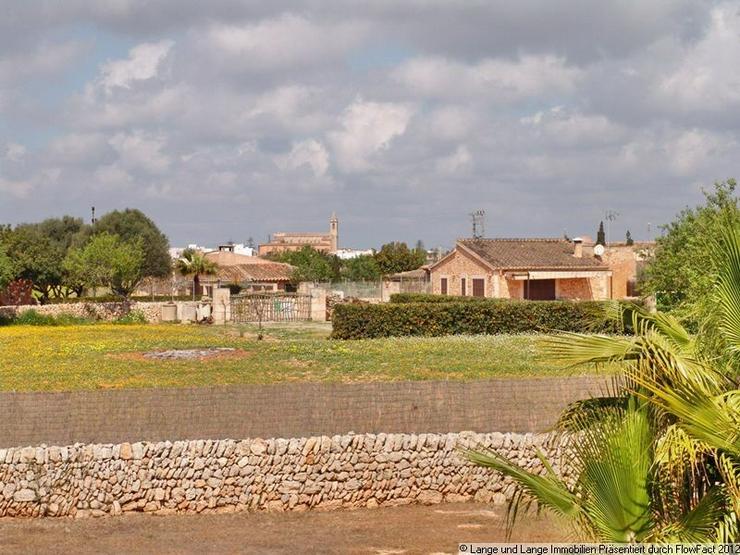 Bild 4: Mallorca - Santanyi - großzügiger Landsitz Finca Santanyi - Spanien Immobilien