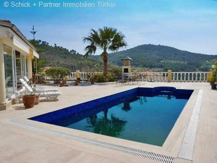 Zauberhafte Villa mit fantastischen Panoramablick zum Meer ! - Haus kaufen - Bild 1