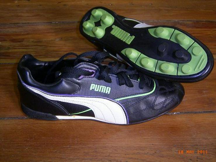 Puma Fußballschuhe Gr. UK 8 - Fußball - Bild 1