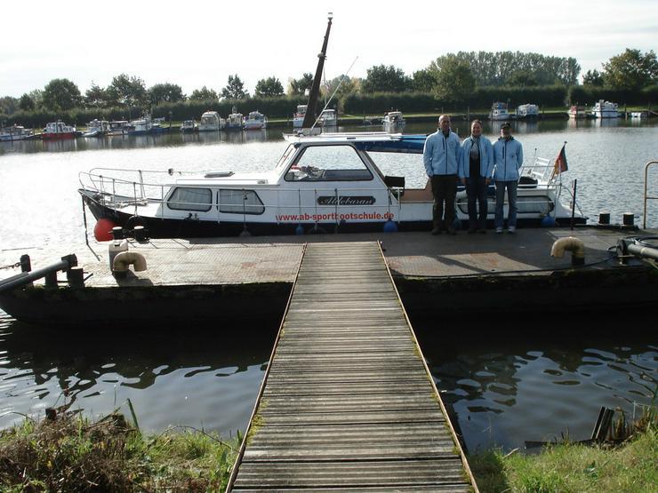 Profi - Skippertraining Motorboot