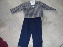 Jungs Anzug teilig 92 Baumwolle - Kleidungspakete & Sets - Bild 1