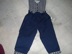 Jungs Weste Hose Fliege gr 92 - Kleidungspakete & Sets - Bild 1