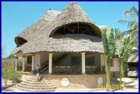 Afrikanische Villa Meter Ozean entfernt - Haus kaufen - Bild 1