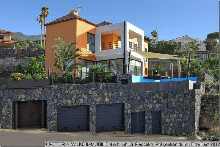 TENERIFFA - die INSEL des ewigen FRÜHLINGS - LEBEN n in bester Aussicht - Auslandsimmobilien - Bild 1