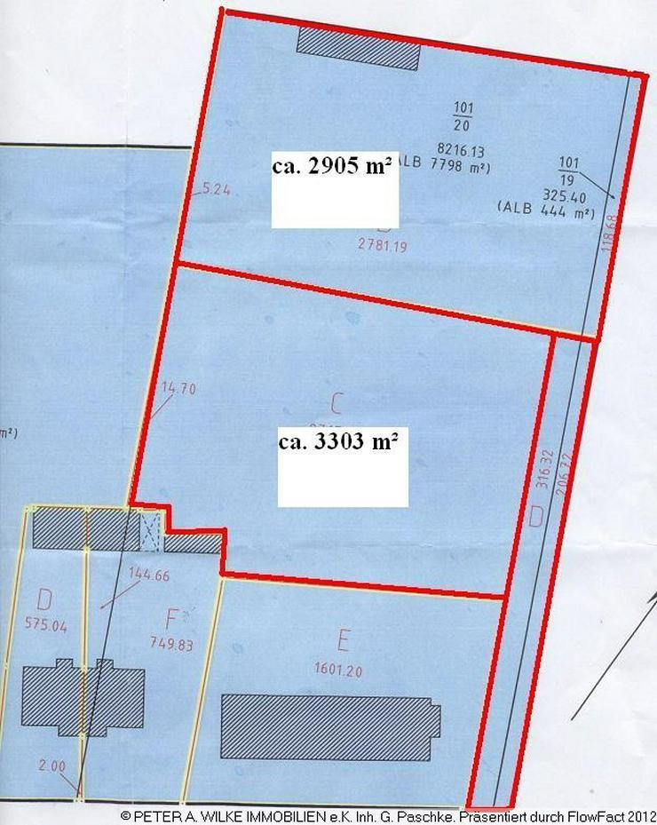 ORTSRANDLAGE VON HARZEGERODE - BAUGRUND FÜR GEWERBE UND WOHNEN - Grundstück kaufen - Bild 1