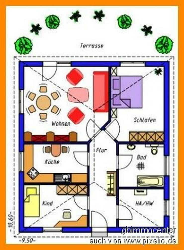 Bild 4: Miete NEIN .... rein ins Eigenheim