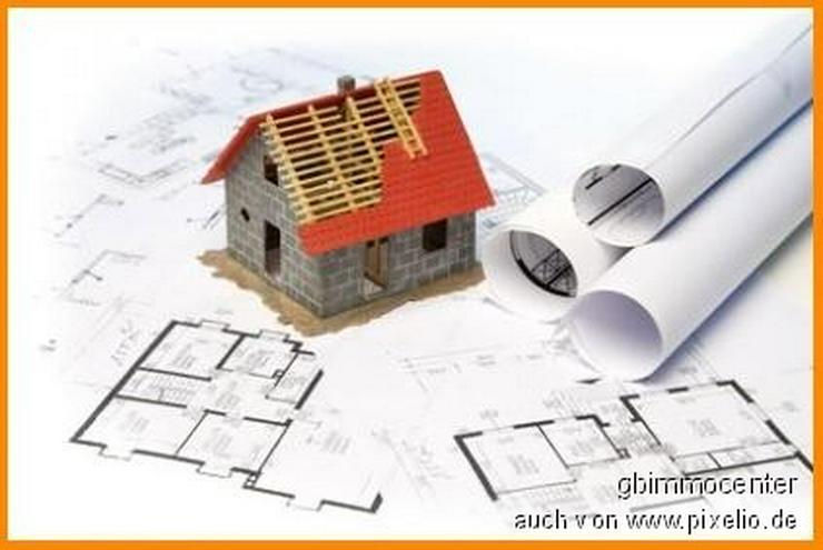 Bild 11: Hier wird gebaut