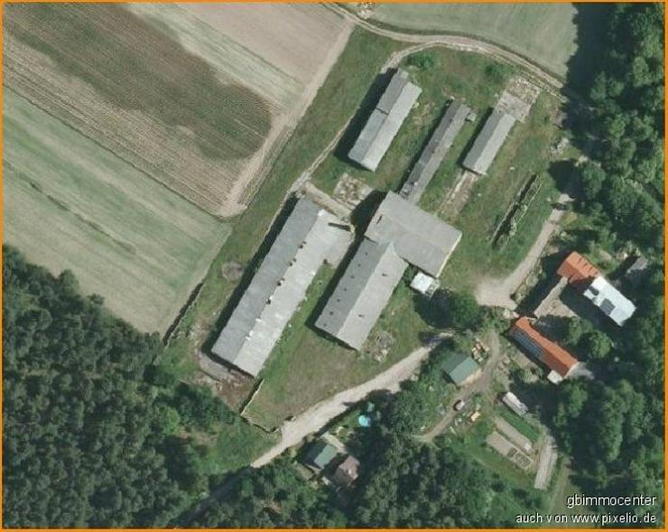 INVESTOR für ehemalige Schweinemastanlage gesucht - vielseitig ländlich GEWERBLICH nutzb...
