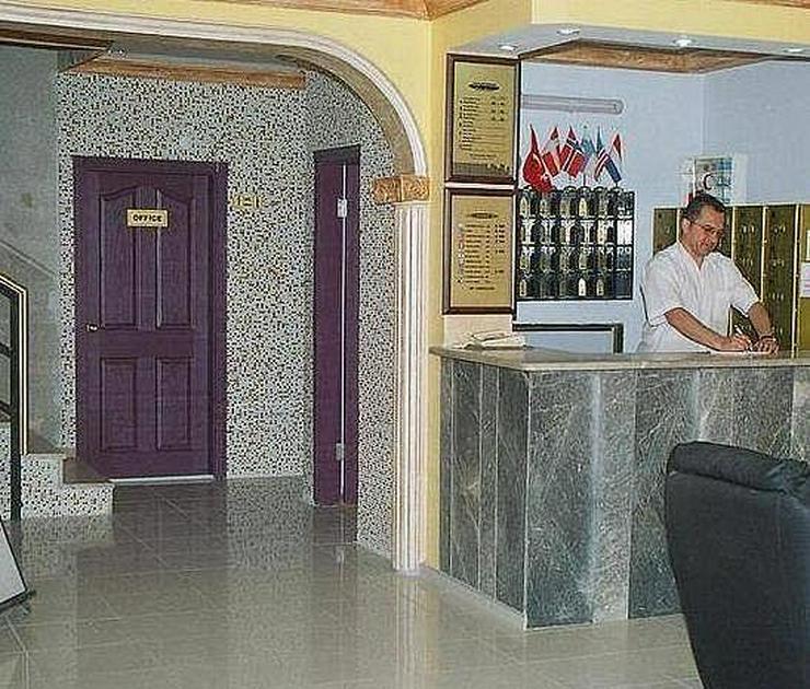 Bild 2: 2 Sterne Hotel mit 82 Betten in Alanya City Center