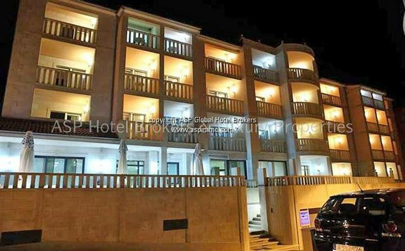 2012 neu gebautes stylishes 3,5 Sterne Hotel mit 38 Zimmern + 6 Suiten bei Split, Dalmatie...