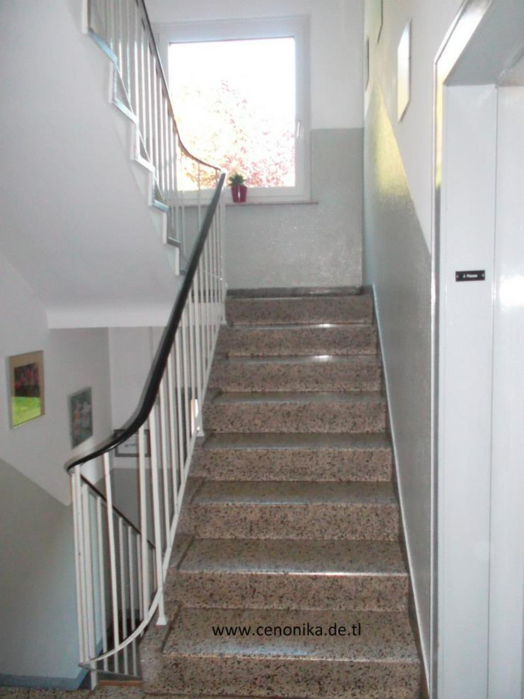 Treppenhausreinigung, wir sind für Sie da....