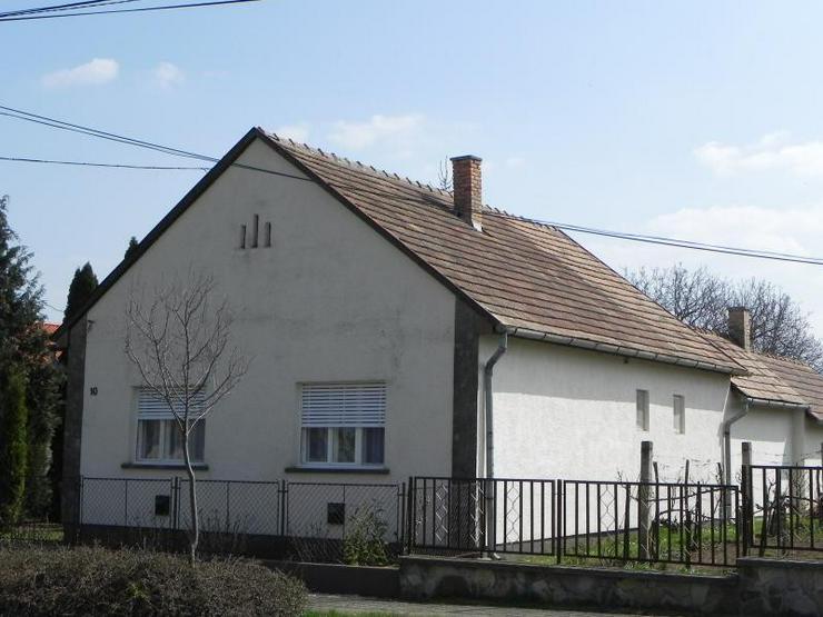 Gemütliches Dorfhaus 4 Km zum Plattensee - Haus kaufen - Bild 1