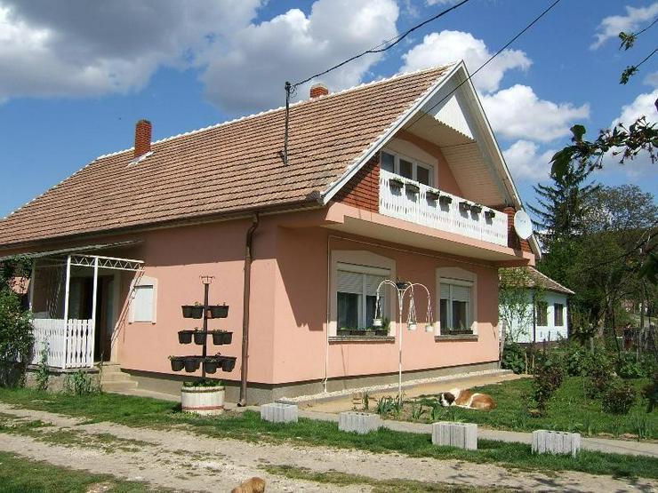 Komfortables Einfamilienhaus 18 Km zum Plattensee - Haus kaufen - Bild 1