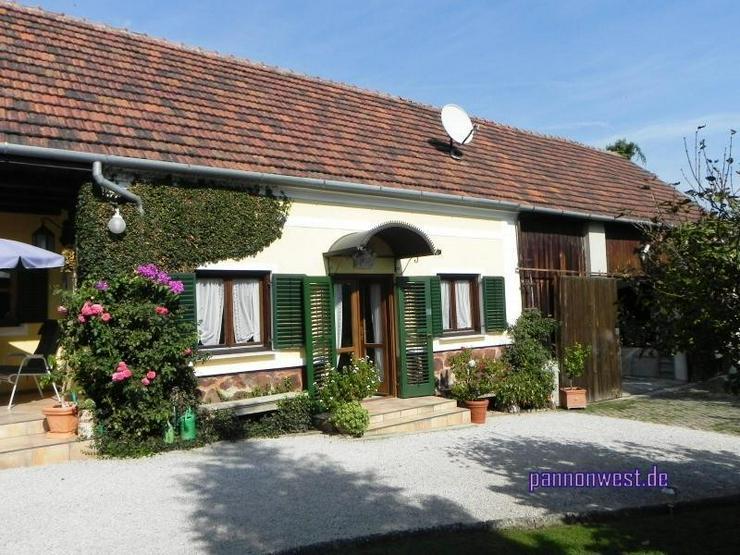 Bild 15: Stilgerecht renoviertes Bauernhaus in Thermennähe