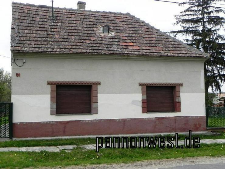 Bauernhaus zum Grundstückspreis in Ungarn - Haus kaufen - Bild 1