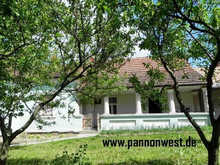 Bild 4: Gemütliches Bauernhaus mit Arkadengang am Klein-Balaton Gebiet