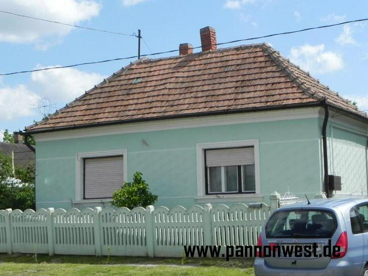 Gemütliches Bauernhaus mit Arkadengang am Klein-Balaton Gebiet - Haus kaufen - Bild 1