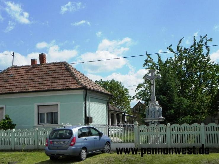 Bild 2: Gemütliches Bauernhaus mit Arkadengang am Klein-Balaton Gebiet