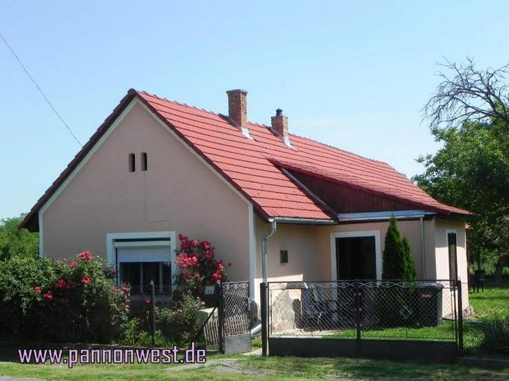 Renoviertes ebenerdiges Dorfhaus in Thermalbad und Balatonnähe