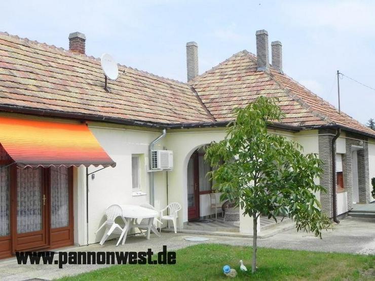 Ebenerdiges, renoviertes Landhaus in Thermalbad und Balatonnähe