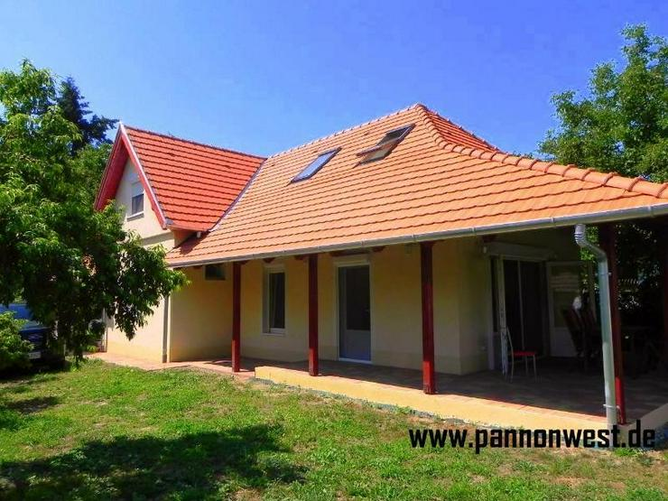 Renoviertes Wohnhaus für erholungssuchende in Thermalbad- und Balatonnähe