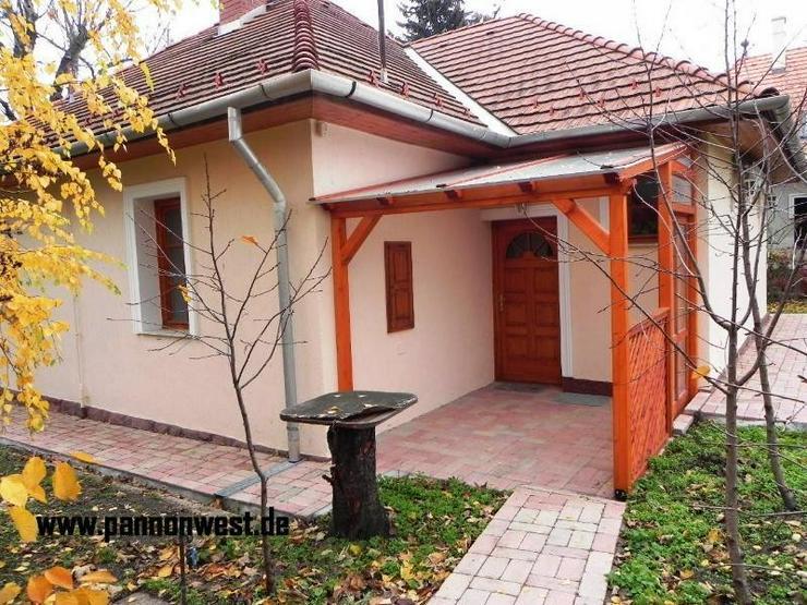 Ein ebenerdiges anspruchsvolles Einfamilienhaus in Balatonfüred
