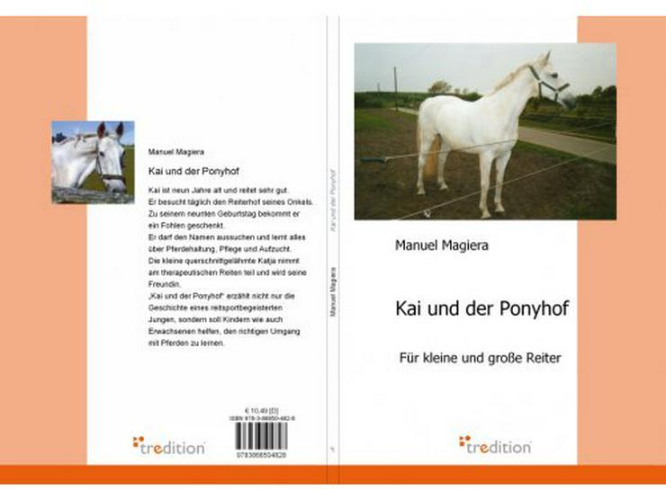 Kai und der Ponyhof - Kinder& Jugend - Bild 1