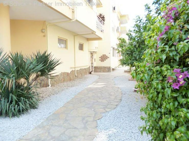 Schicke Wohnung direkt im Ortskern von Oba/Alanya - Wohnung kaufen - Bild 1
