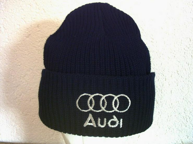 Bild 2: Mütze BMW Audi VW Nissan Toyota Suzuki Honda