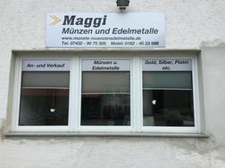 Maggi Münzen & Edelmetalle